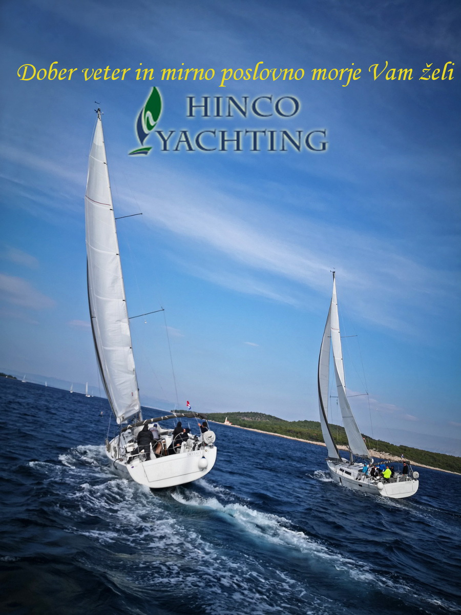 HINCO YACHTING poslovno jadranje